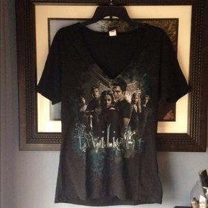 Hot Topic Tops - Twilight v-neck tee shirt